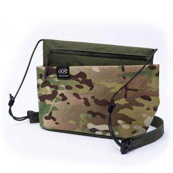 綠色迷彩包包